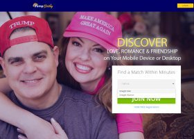 Serwis randkowy dla zwolenników Trumpa nie dla LGBT