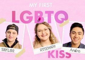 A jaki był Wasz pierwszy, tęczowy pocałunek?