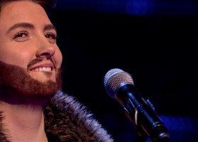 Pierwszy drag king w brytyjskiej telewizji