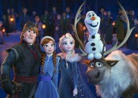 Czy Elsa będzie mieć dziewczynę?