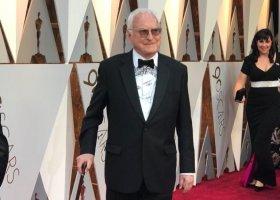 Oscary 2018: James Ivory z Oscarem za scenariusz