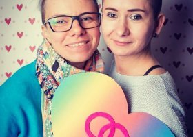 Mariola i Marta: uśmiechu!