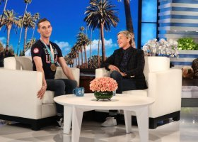 Czy Ellen i Rippon będą mieli wspólny program w telewizji