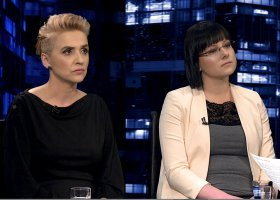 Olejnik do Godek: pani fundacja dyskryminuje osoby homoseksualne
