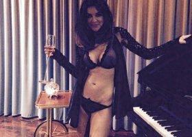 Erotyczna impreza dla kobiet w hotelu... Messiego