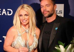 Britney Spears i Jim Parsons uhonorowani przez GLAAD