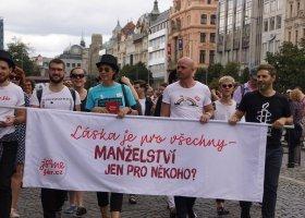 Czesi chcą równości małżeńskiej?