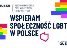 Wspierajmy społeczność LGBT w Polsce