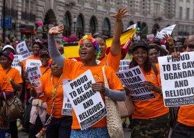 Obchody IDAHOBIT w Ugandzie odwołane