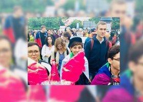 400 osób na pierwszym Marszu Tolerancji w Koninie