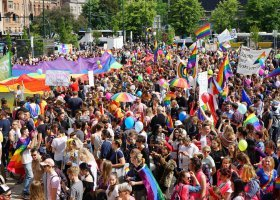 Krakowski Marsz Równości - mamy 164 zdjęcia!