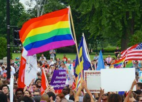 USA: Poparcie równości małżeńskiej najwyższe w historii