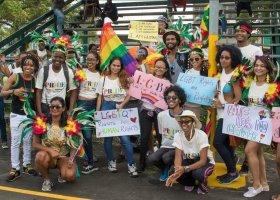 Pride po raz pierwszy w Gujanie