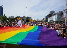 45.000 osób na Paradzie Równości - zobacz zdjęcia