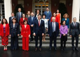 Dwóch gejów w nowym rządzie Hiszpanii