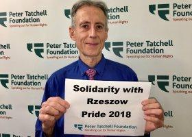 Peter Tatchell zatrzymany w Moskwie