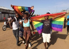 Pride po raz pierwszy w kenijskim obozie uchodźców
