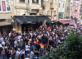 Parada w Stambule ponownie zakazana