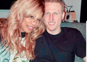 Laverne Cox świętuje rocznicę związku ze swoim chłopakiem