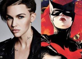 Ruby Rose jako Batwoman