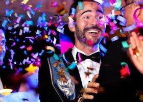 Mr Gay Europe 2018 został...