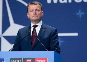 """Czy Błaszczak powinien odejść z rządu za """"sodomitów""""?"""