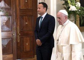 Leo Varadkar rozmawiał z papieżem o tęczowych rodzinach
