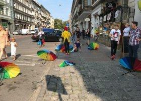 Homofobiczny atak na tęczowy piknik w Szczecinie