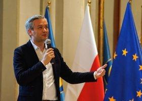 Biedroń: nie kandyduję w Słupsku