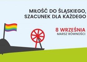 W sobotę Marsz Równości w Katowicach!