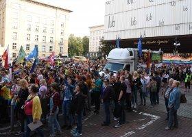 Zobacz zdjęcia z Marszu Równości w Katowicach!