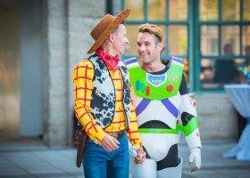 Buzz Astral i Chudy wzięli ślub!