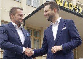 Guział idzie z Jakim: wieszał tęczową flagę, teraz poparł... kandydata PiS-u