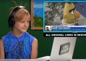Co dzieci myślą o tym, że Bert i Ernie są parą?