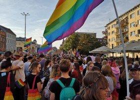 Homofobiczny atak po Marszu Równości we Wrocławiu