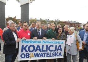 Marsz w Lublinie: co na to Koalicja Obywatelska?