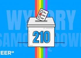 Najbardziej tęczowe wybory w historii?