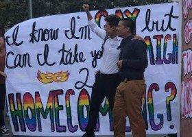 O geju, który zaprosił swojego hetero kolegę na szkolny bal