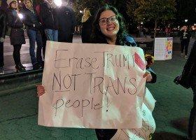 USA: Płeć ograniczona do genitaliów w momencie urodzenia