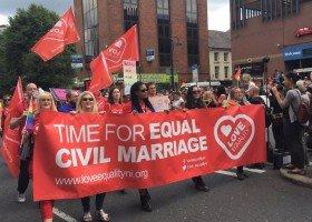 Irlandia Północna coraz bliżej równości małżeńskiej?