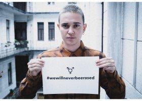 Warszawa w obronie praw osób transpłciowych w USA