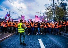 Tęczowy blok na Marszu Niepodległości to prowokacja?