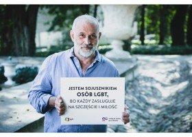 Krzysztof Stelmaszyk: bez Was świat byłby uboższy