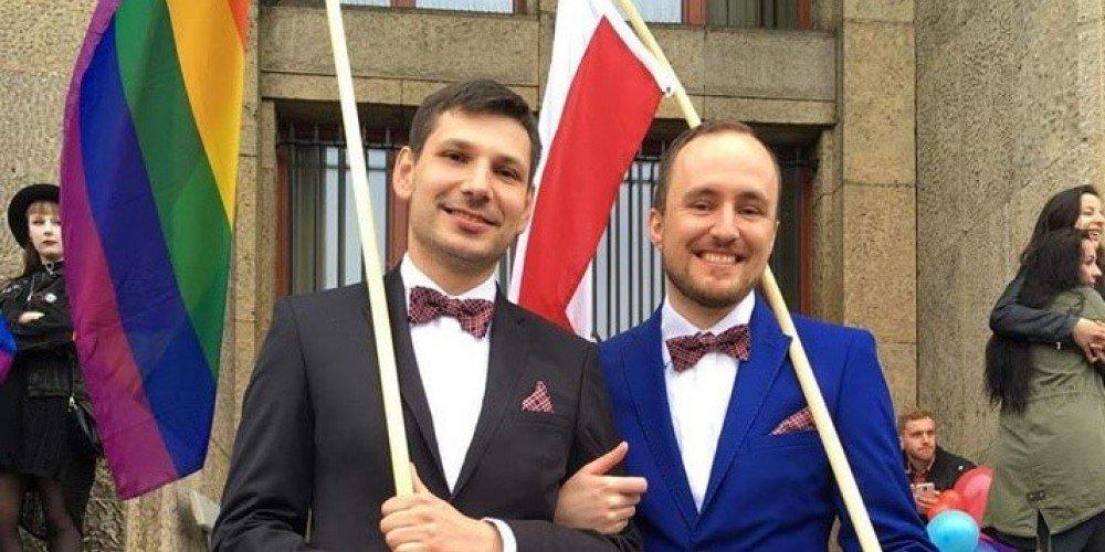 #100 lat niepodległości: czy tęczowa i polska flaga do siebie pasują?