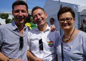 Ujawniony gej wiceprezydentem Warszawy!