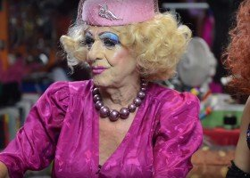 80-letnia Lulla la Polaca: najstarsza drag queen w Polsce