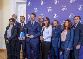 Trzaskowski: kwestie LGBT wśród priorytetów dla Warszawy