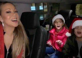 Bitwa na komplementy dwóch aktorów i Ariana Grande jako Regina George