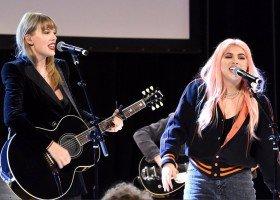 Taylor Swift i Hayley Kiyoko w duecie na rzecz LGBTQ