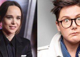 """Ellen Page i Hannah Gadsby w """"Casablance"""""""